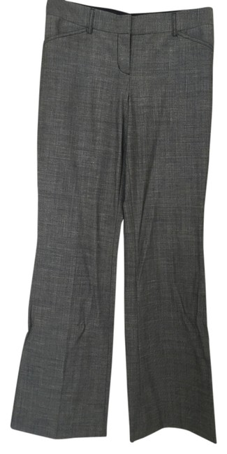 Express Business Professional Trouser Pants Dark Grey