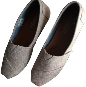 TOMS Classic Spring Summer Comfortable Pink Flats
