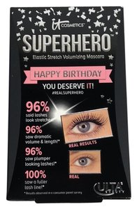 IT Cosmetics New IT Cosmetics Superhero Superblack Mascara