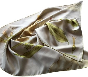 Tiffany & Co. Tiffany silk scarf