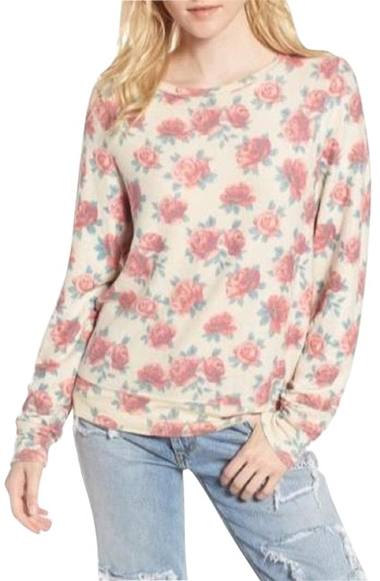 Preload https://img-static.tradesy.com/item/22505534/wildfox-s-gypsy-roses-baggy-beach-jumper-sweatshirt-multi-pale-moon-sweater-0-1-650-650.jpg