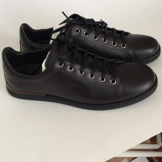 Gucci Dark brown/ dark chocolate Athletic