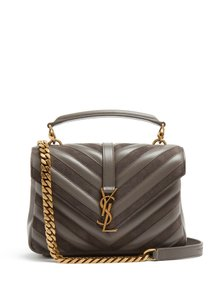 Saint Laurent Ysl Monogram College Shoulder Bag