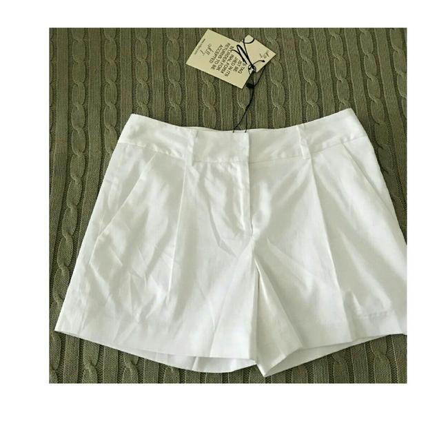 Milly of New York Mini/Short Shorts White
