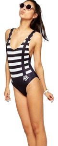 Lazy Oaf Lazy Oaf Mickey Mouse Suspender Hands Swimsuit
