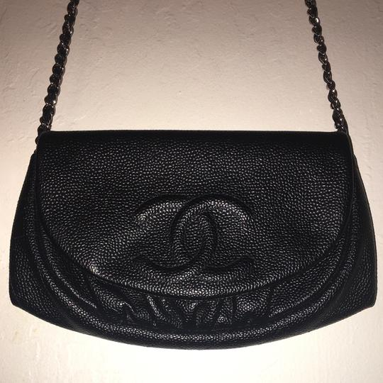 Preload https://img-static.tradesy.com/item/22506235/chanel-wallet-on-chain-classic-cc-woc-black-caviar-silver-leather-cross-body-bag-0-6-540-540.jpg