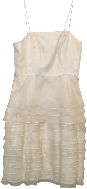 Preload https://item1.tradesy.com/images/ralph-lauren-black-label-ivory-silk-mid-length-formal-dress-size-2-xs-22506365-0-1.jpg?width=400&height=650