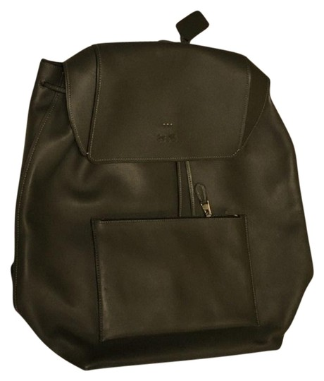 Preload https://img-static.tradesy.com/item/22506437/coach-oversized-travel-olive-leather-backpack-0-1-540-540.jpg