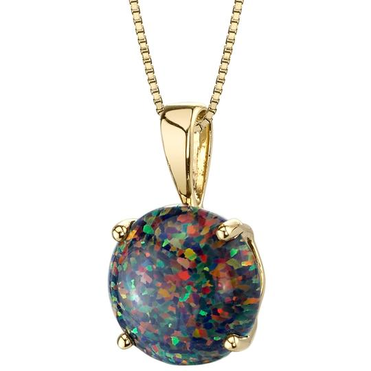 Preload https://img-static.tradesy.com/item/22506544/yellow-gold-14k-opal-pendant-charm-0-0-540-540.jpg