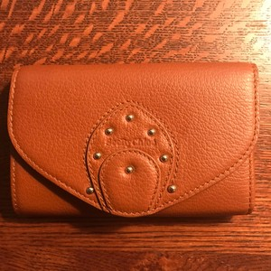 See by Chlo 9P7544 FLAP LEATHER WALLET