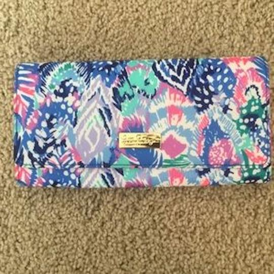 Lilly Pulitzer Brand New Lilly Pulitzer Quill Out Travel Wallet