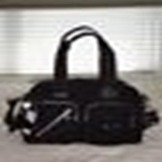 Kipling New With Tags Leather Gift Satchel in Black