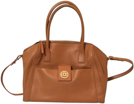 Preload https://item4.tradesy.com/images/kate-spade-purse-tan-leather-satchel-22506648-0-1.jpg?width=440&height=440