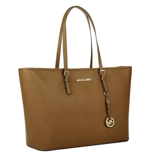 Preload https://img-static.tradesy.com/item/22506685/michael-michael-kors-jet-set-travel-medium-open-luggage-saffiano-leather-tote-0-2-540-540.jpg