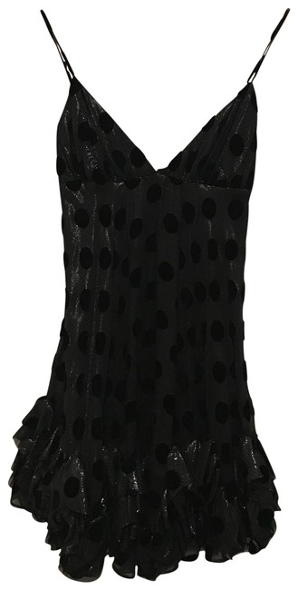 Preload https://item1.tradesy.com/images/milly-black-short-cocktail-dress-size-2-xs-22506695-0-1.jpg?width=400&height=650