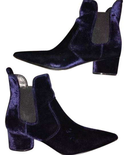 Kendall + Kylie Blue Boots