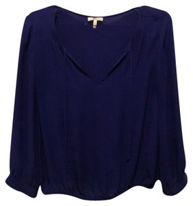 Joie Top purple/ blue