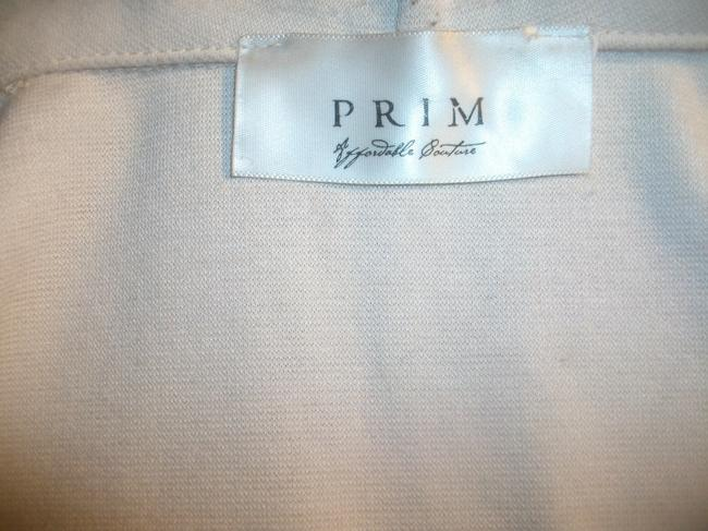 Prim Affordable Couture Bone Jacket