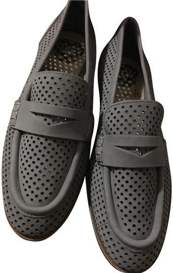 Preload https://item1.tradesy.com/images/vince-camuto-grey-flats-size-us-4-narrow-aa-n-22506795-0-1.jpg?width=440&height=440