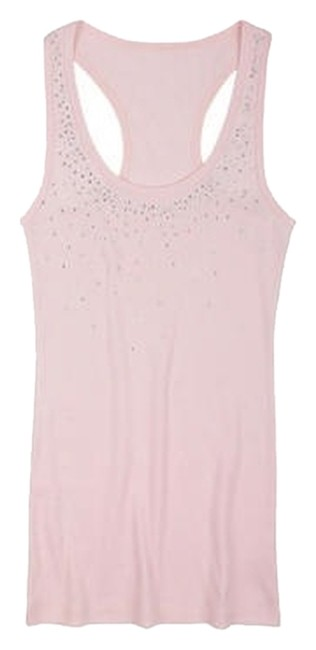 dELiA*s Embellished Racer-back Top Pink