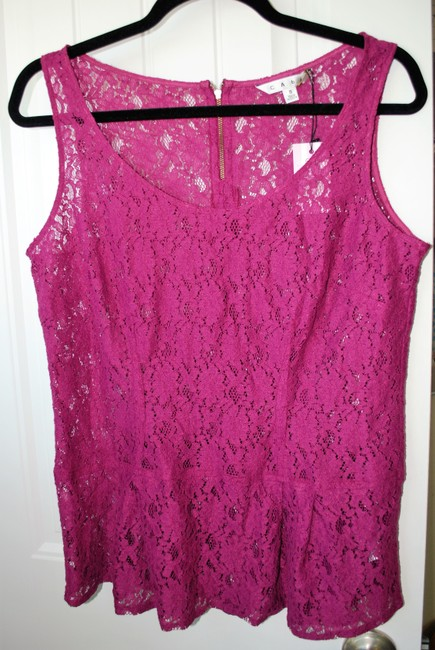 CAbi Top Boysenberry/Magenta