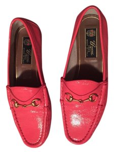 Gucci orange Flats