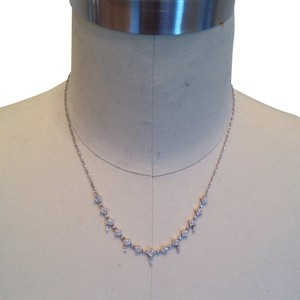 Fine Jewelry Vault Antique style diamond necklace
