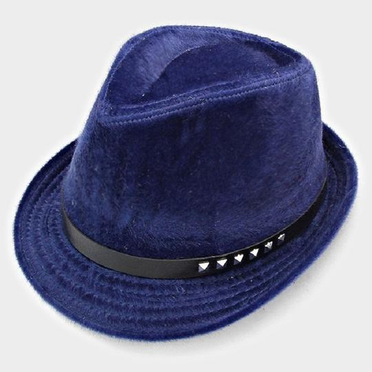 Other Blue Fedora Hat
