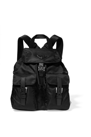 Preload https://img-static.tradesy.com/item/22507245/prada-black-shell-backpack-0-1-540-540.jpg