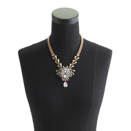 J.Crew NWT. J. Crew Crystal necklace