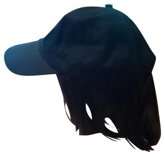 Preload https://img-static.tradesy.com/item/22507333/black-cap-with-brown-hair-going-through-chemo-or-other-loss-look-stylish-hat-0-1-540-540.jpg