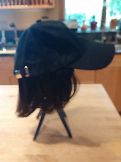 Henry Margu Hair Accents Going through chemo or other hair loss? Look stylish: cap with hair