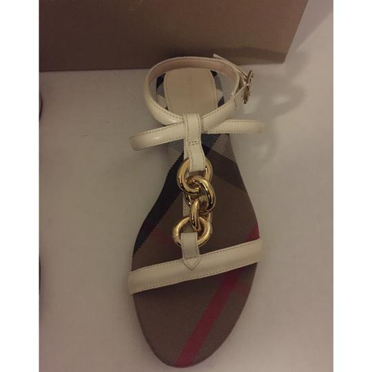 Burberry Burberry Pattern Sandals
