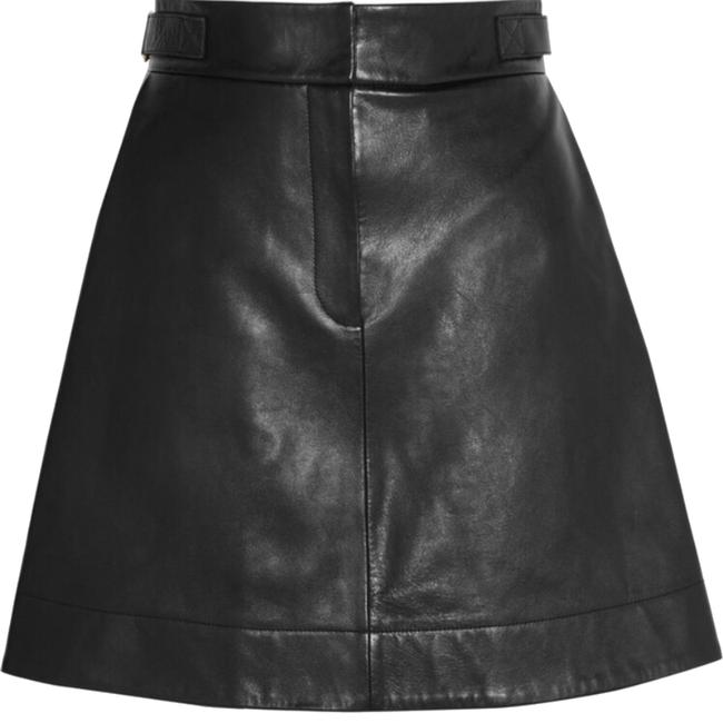 Preload https://img-static.tradesy.com/item/22507530/alexander-wang-black-genuine-leather-skirt-size-2-xs-26-0-1-650-650.jpg