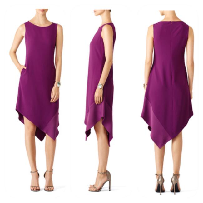 Preload https://item2.tradesy.com/images/trina-turk-plum-blossom-joyous-mid-length-cocktail-dress-size-8-m-22507566-0-0.jpg?width=400&height=650