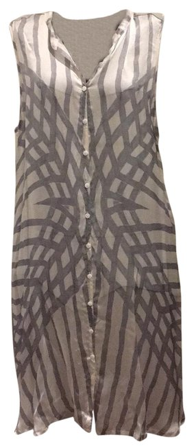 Preload https://item5.tradesy.com/images/johnny-was-grey-and-white-for-biya-mid-length-short-casual-dress-size-8-m-22507634-0-1.jpg?width=400&height=650