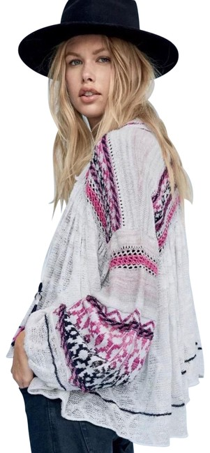 Preload https://item5.tradesy.com/images/free-people-dreamland-knit-cropped-cardigan-ivory-combo-sweater-22507649-0-1.jpg?width=400&height=650
