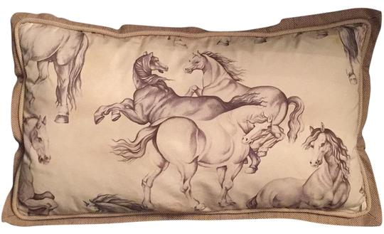 Preload https://item1.tradesy.com/images/creamtaupe-wild-horse-print-22507665-0-2.jpg?width=440&height=440