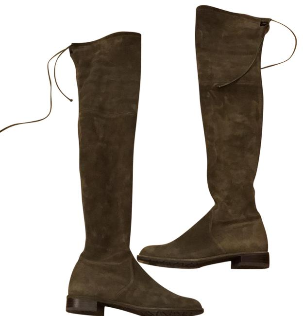 Item - Olive Green Lowland Boots/Booties Size US 9 Regular (M, B)