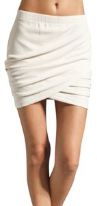 Lovers + Friends Mini Skirt Cream