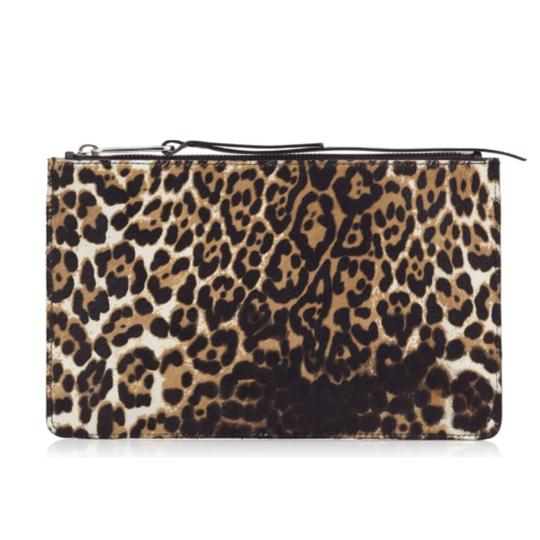 Preload https://item5.tradesy.com/images/jimmy-choo-rowen-brown-leather-and-pony-hair-clutch-22507774-0-0.jpg?width=440&height=440