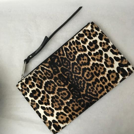 Jimmy Choo Brown Clutch