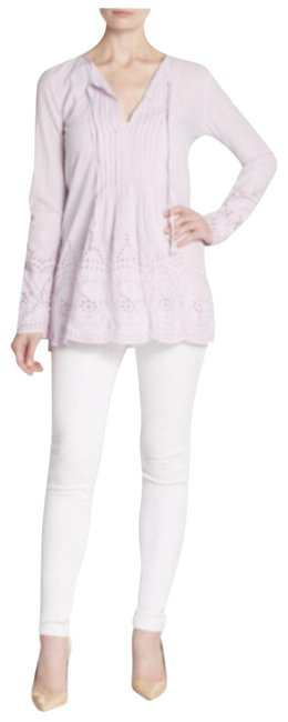 Preload https://item3.tradesy.com/images/calypso-st-barth-soft-lavender-151247-womens-grian-cotton-eyelet-blouse-size-00-xxs-22507797-0-1.jpg?width=400&height=650