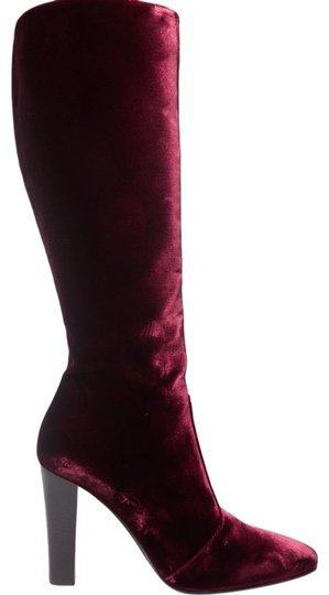 Preload https://img-static.tradesy.com/item/22507819/saint-laurent-plum-bordeaux-lilly-velvet-knee-bootsbooties-size-us-75-regular-m-b-0-9-540-540.jpg