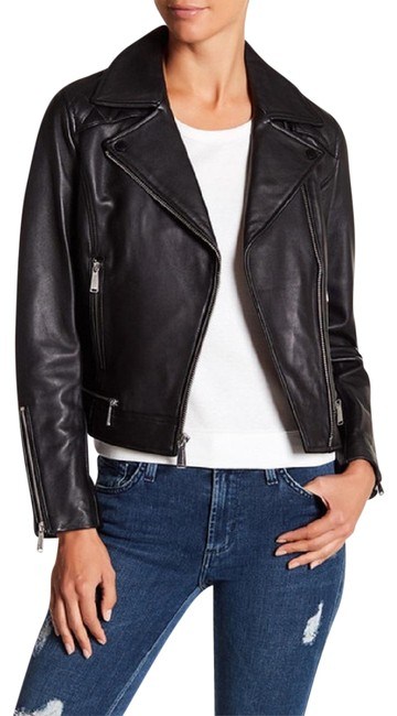 Preload https://item2.tradesy.com/images/bcbgeneration-black-leather-moto-zip-size-12-l-22507886-0-1.jpg?width=400&height=650