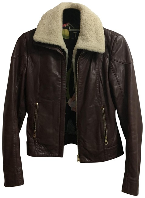 Preload https://img-static.tradesy.com/item/22508083/ted-baker-brown-removable-shearling-trim-jacket-size-0-xs-0-1-650-650.jpg