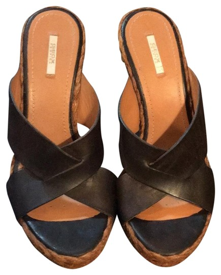 Preload https://item3.tradesy.com/images/geox-dark-brown-slip-on-wedges-sandals-size-us-9-regular-m-b-22508427-0-3.jpg?width=440&height=440
