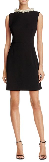 Preload https://item2.tradesy.com/images/betsey-johnson-black-faux-pearl-collar-short-cocktail-dress-size-2-xs-22508501-0-1.jpg?width=400&height=650