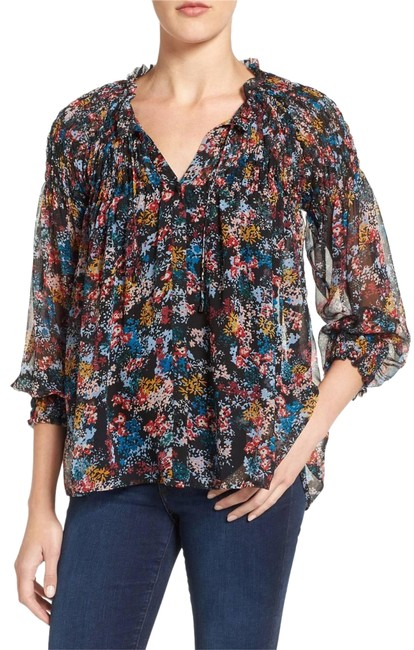 Preload https://img-static.tradesy.com/item/22508581/ella-moss-silk-pleasant-m-blouse-size-8-m-0-1-650-650.jpg