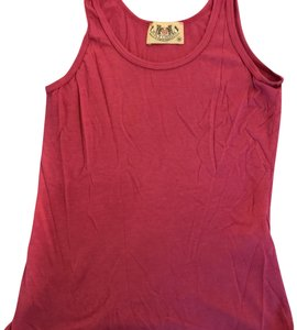 Juicy Couture Top cranberry
